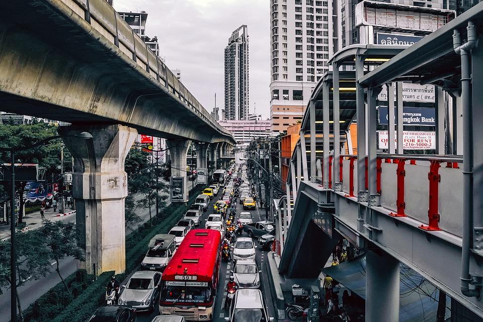 Voyage au Bangkok